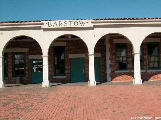 06 Barstow Harvey House