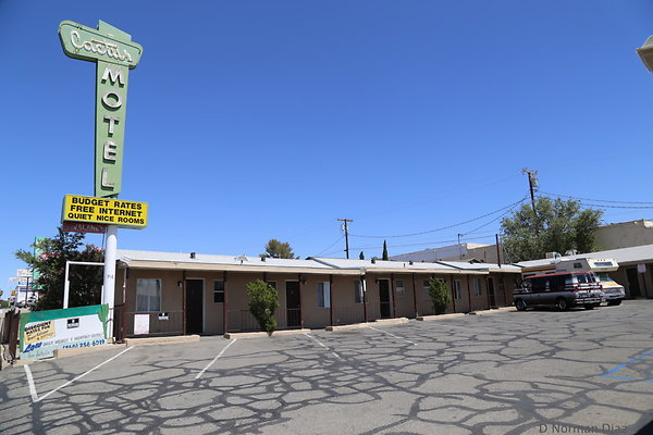 05 Barstow Motels