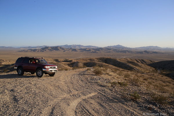 13 Barstow Desert Areas