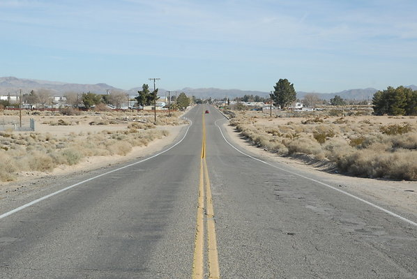 14 Barstow City Limits